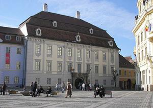 Festveranstaltungen im Jahr der Kulturhauptstadt Hermannstadt 2007