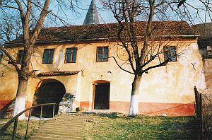 Sanierung der Kirchenburg Bulkesch und Planung eines Museums im ehemaligen Pfarrhaus