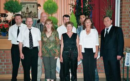 HOG Honigberg spendet für Erhalt der Kirchenburg