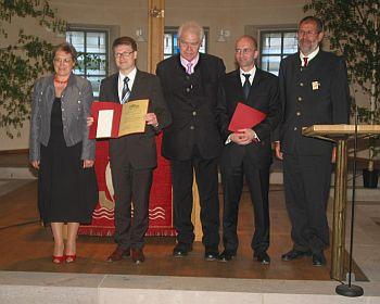 Dinkelsbühl: Ernst-Habermann Preis 2008 verliehen